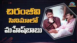 Mahesh Babu To Replace Ram Charan In Chiranjeevi's Next Movie? | NTV Entertainment