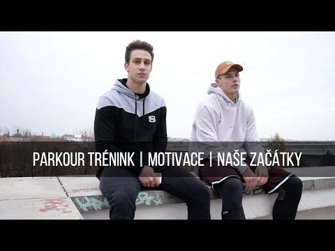 WINTER PARKOUR TRAINING | MARTIN KAŠIAR & DOMINIK EBR
