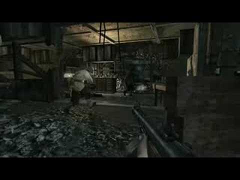 Видео № 1 из игры Call of Duty: World at War (Б/У) (не оригинальная полиграфия) [Wii]