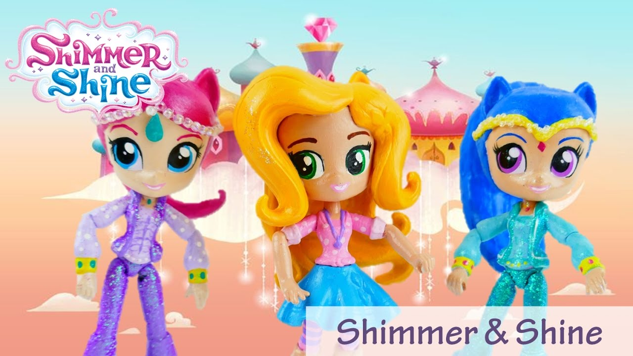 Compilation - My Little Pony Shimmer and Shine Custom Equestria Girls Minis Dolls | Evies Toy House