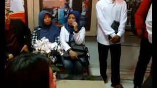 Baiq Nuril Laporkan Balik Mantan Kepala Sekolah SMAN 7 Mataram ke Polisi
