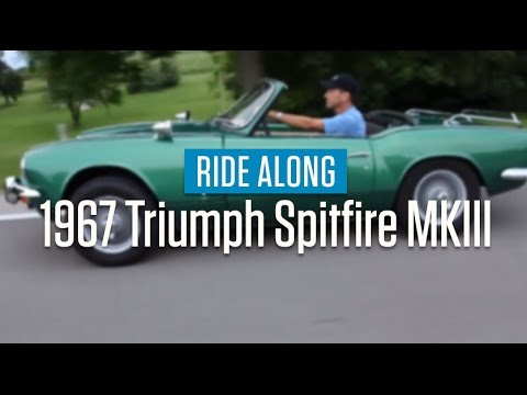 1967 Triumph Spitfire MKIII Review