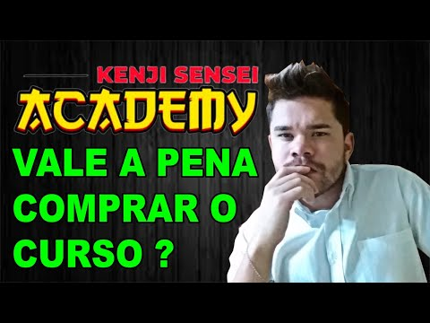 curso kenji sensei academy  bom ? vale a pena comprar kenji sensei academy ? curso de japons