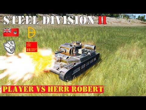 Steel Division 2 Player vs Herr Robert