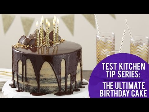 Video How to make the Ultimate Birthday Cake