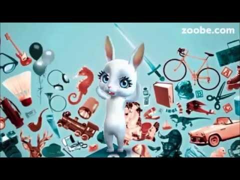Zoobe Зайка Как жить безбедно