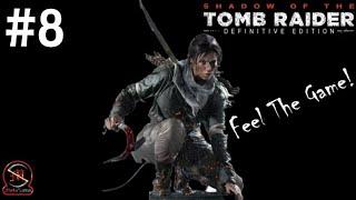 ????????♀️#8 REBILLION LIVES & SECRET TOMB | Full HD LIVE | Shadow of the Tomb Raider Gameplay