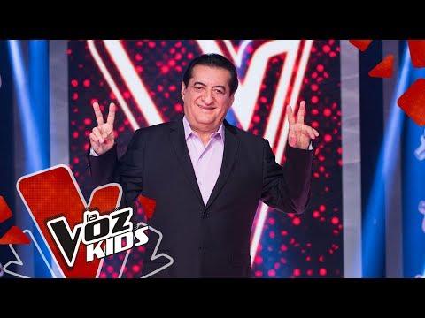Jorge Oñate destaca el legado de la música vallenata en los niños | La Voz Kids Colombia 2019