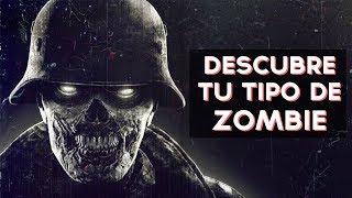 Que tipo de Zombie serias en el apocalipsis Zombie? descubre tu tipo de Zombie con este divertido test! ↠↠ ¡No te olvides de suscribirte para no perderte ...