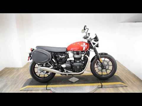 2018 Triumph Street Twin in Wauconda, Illinois - Video 1