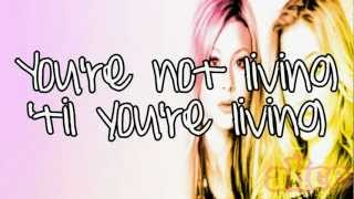 Aly & AJ  The Potential Break Up Song {LYRICS}