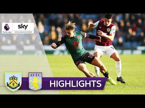 Grealish überragt bei Aston Villa!   FC Burnley - Aston Villa 1:2   Highlights - Premier League