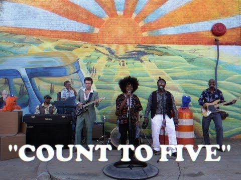 ZO! - COUNT TO FIVE ft. GWEN BUNN & PHONTE (Official Music Video)
