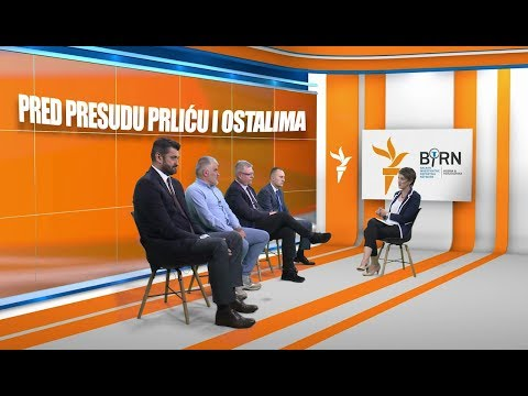 Debata pred presudu za zločine u Herceg-Bosni