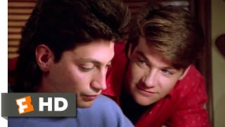 Teen Wolf Too (1987) - You've Become a Jerk Scene (9/12) | Movieclips