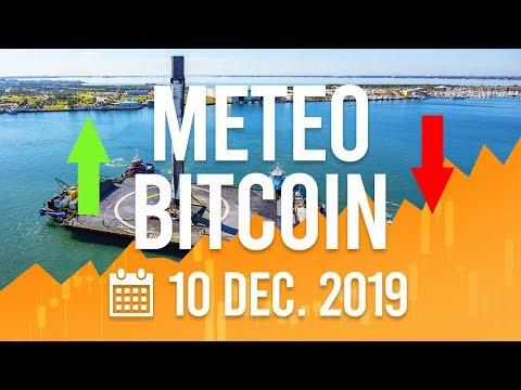 La Météo Bitcoin FR - 10 décembre 2019  - Analyse Crypto Fanta