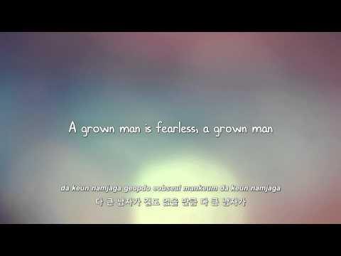 FT Island- 다 큰 남자가... (A Grown Man...) lyrics [Eng.Rom.Han.]