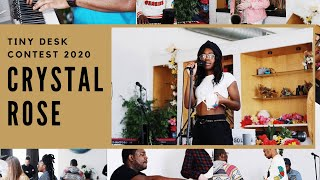 Crystal Rose - House of God (Golden Child) - Crystal Rose Tiny Desk Contest 2020