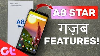 Samsung Galaxy A8 Star Unboxing and Best Features
