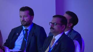 Exclusive report release at MRF 2017 by Arun Bruce, BCG Middle East