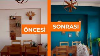 Ev Yenileme – Duvar Boyama, Salon Dekorasyon Fikirleri | Tarz Meselesi