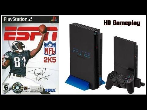 ESPN NFL 2K5 Playstation 2