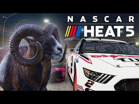 NASCAR Heat 5 - Как Баран На Новые Ворота