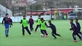 Stefan Calcio dai 5 ai 7 anni