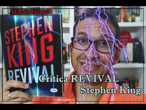 LiterAgindo - Crítica Revival (Stephen King) [Mês do Horror Ano 2]