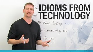 10 English Idioms from Technology | Kholo.pk