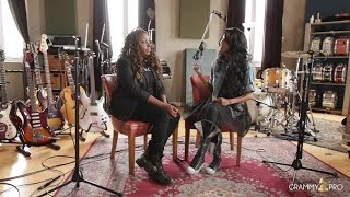 A Conversation With Ledisi & Frankie Storm