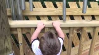 Treehouse chimes