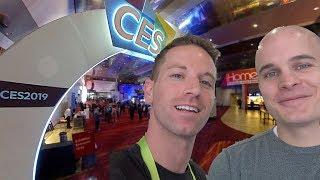CES 2019 Smart Home Tech + JerryRigEverything Interview!