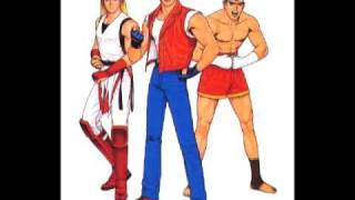 "KOF 97 Theme ""Fatal Fury Team"" (""Kuri to itsu made mo"") Arranged & original!"