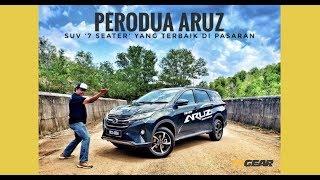 Perodua Aruz 2019 - SUV '7 Seater' Yang Terbaik Di Pasaran #28