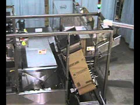 E3000 HL Cups 56 ppm Side Load Case Packer