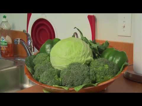 Una dieta especial para reducir la presión arterial