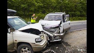 Аварии на дорогах, приколы на дорогах 2018 44
