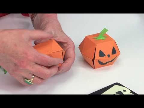 No-Carve Pumpkin Project