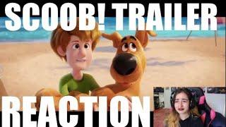 SCOOB! - Official Teaser Trailer Reaction