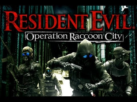 resident evil operation raccoon city para playstation 3
