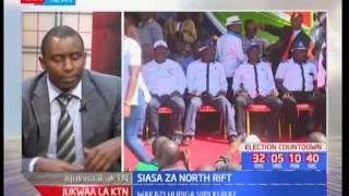 Mjadala kuangazia siasa za North Rift: Jukwaa la KTN (Pt 3)