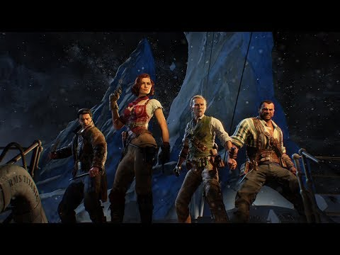 Official Call of Duty®: Black Ops 4 Zombies – Voyage of Despair thumbnail