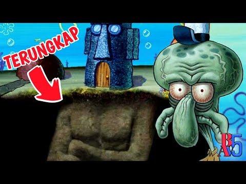KAMU HARUS TAU.!! 5 Misteri Dalam Film Spongebob Squarepants Yang Sudah Terungkap