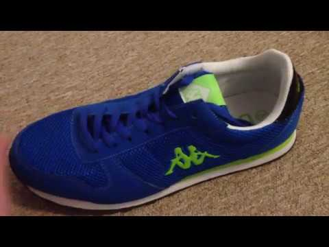 Kappa Trainers / Sneakers Review