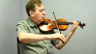 First movement from the Seitz Concerto in D Major on the Nicolae Bistrita Violin