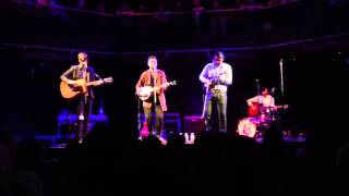 Futureheads - Hard To Bear (Acoustic & A Cappella Tour)