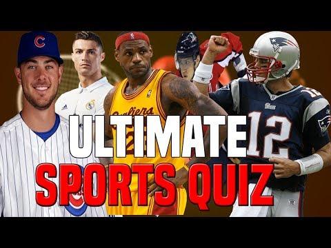 THE ULTIMATE SPORTS QUIZ | KOT4Q