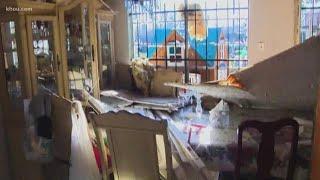 Team coverage: Massive explosion damages hundreds of homes in northwest Houston