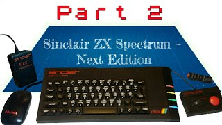 """Part 2 Sinclair ZX Spectrum + """"Next edition"""" Assembling the case with the 3D printed parts"""